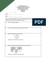 Math Paper 2  Year 5