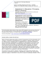 Assessment in Education_ Principles,