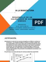Diseño Para La Manufactura