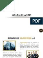 Presentación Gold4Change