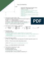 Examen+ECONOMETRIE