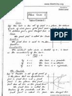 Chap 06 Articles Ex 6 1 Calculus