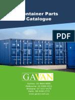 Container Parts Catalogue AU Web