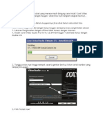 Instal Software