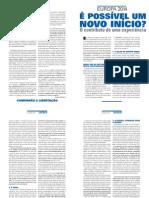 Folheto A3 Europa 2014