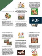Las 10 Reglas de Oro de La Oms Para La Prevencion de La Enfermedad Diarreica