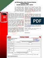 Studi Kelayakan dan Potensi Bisnis Apartemen di DKI Jakarta, 2011-2014