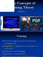 Chapter 1 Basic Concepts of Training Theory