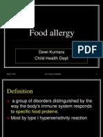 7.Food Allergy