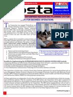 Posta Kenya Acquires ERP