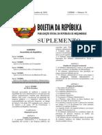 Lei n 25_2009 - Jurisdicao Administrativa