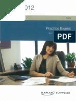 FRM Part 1 Practice Book