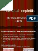 3. Interstitial Nephritis 4-3-14