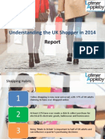 Latimer Appleby Understanding the UK Shopper in 2014