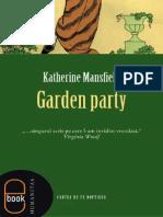 DEMO Katherine Mansfield Garden Party