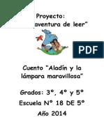 Proyecto Aladin