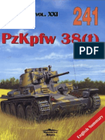 (Wydawnictwo Militaria No.241) PzKpfw 38(t)