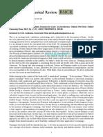 Goldstein Review Devine Stephens 2013