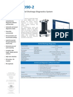 Datasheet PD90 2 Partial Discharge Test DHV1316