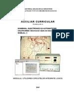172049922 Electronica Si Automatizari Xi Utilizarea Circuitelor Inte