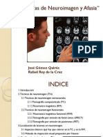 Tecnicas de Neuroimagen