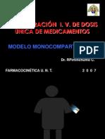 Adm I.V. Mono