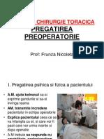 PREGATIREA PREOPERATORIE