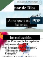 El Amor de Dios IBE Callao III