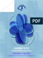 Learning to Fly Invitation