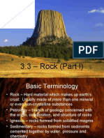 3 3 - rock - the substance of the earth part i