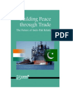 Building Peace Through Trade Future of Indo Pak Relations