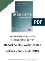 Ms Project 2010 PMI