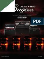 Catálogo Bugera