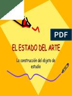 2 Qué Es Estado Del Arte