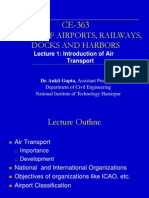 Lecture-1 Final - Airport
