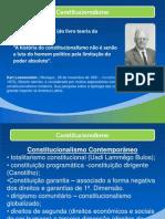 Aula 1 - Neoconstitucionalismo