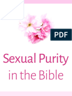 Sexual Purity in the Bible