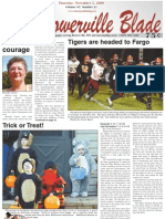 Browerville Blade - 11/05/2009 - page 1