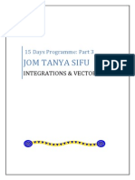 Modul Jom Tanya Sifu_Integrations & Vectors 2014