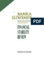 Bank of Slovenia Finansijska Stabilnost(ANG_FSR)