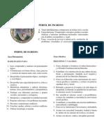 Catalogo general de estudios de Ciencias Jurídicas y Sociales (Derecho)