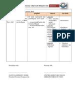 Rancangan Mengajar Kokurikulum 2013