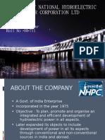 NHPC training policy