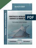 Helmuth Köber - Îndrumător Proiectare Hală Parter Cu Pod Rulant