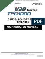 MIMAKI+CJV30-60+Series+Service+Manual