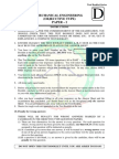 Mechanical IES2013objective Paper 1