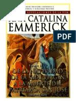 Visiones y Revelaciones de Ana Catalina Emmerich - Tomo 2
