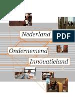 Nederland Ondernemend Innovatieland (EZ 2007)