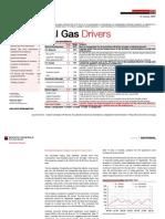 Natural Gas Drivers (Societe Generale)