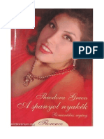 Florance 08 Theodora Green - A Spanyol Nyakék